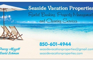 Property Management Company has the phone number 850-601-4944