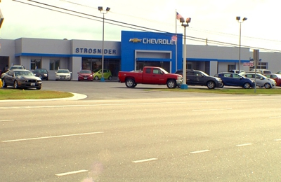 Strosnider Chevrolet 5200 Oaklawn Blvd Hopewell Va 23860 Yp Com