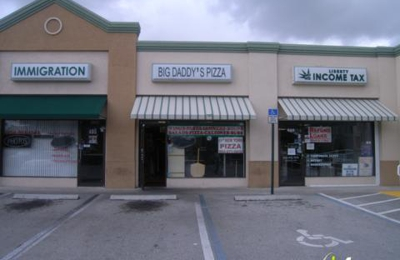 Big Daddy's Pizza - Margate, FL