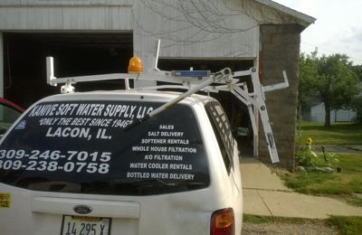 Kanive Soft Water Supply - Lacon, IL