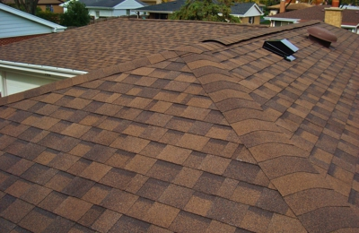 Tech Roofing & Construction - El Paso, TX. After picture of my roof once done.