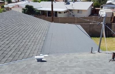 Hardacker Roofing - Glendale, AZ. patio cover