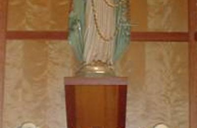 Our Lady of the Rosary Catholic Church - Larose, LA