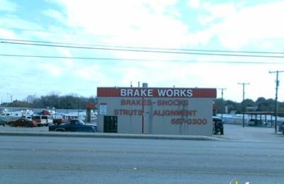 Brake Works - San Antonio, TX