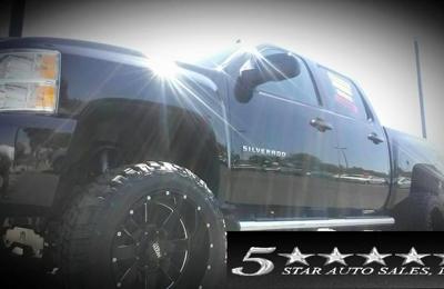 5 Star Auto >> 5 Star Auto Sales Inc 1401 Mchenry Ave Modesto Ca 95350 Yp Com