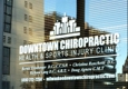 Downtown Chiropractic - Milwaukee, WI. Outside Office at Downtown Chiropractic
