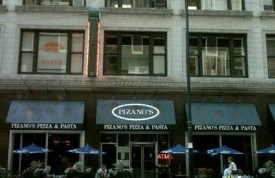 Pizano's Pizza & Pasta - Chicago, IL