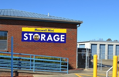 Maxwell Mini Storage - Montgomery, AL