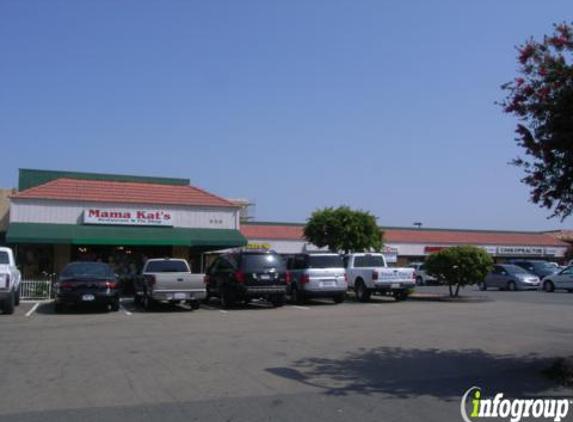Mama Kat's Restaurant - San Marcos, CA