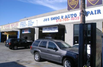 J And S Auto >> J S Auto Service Center 12740 Sherman Way North Hollywood