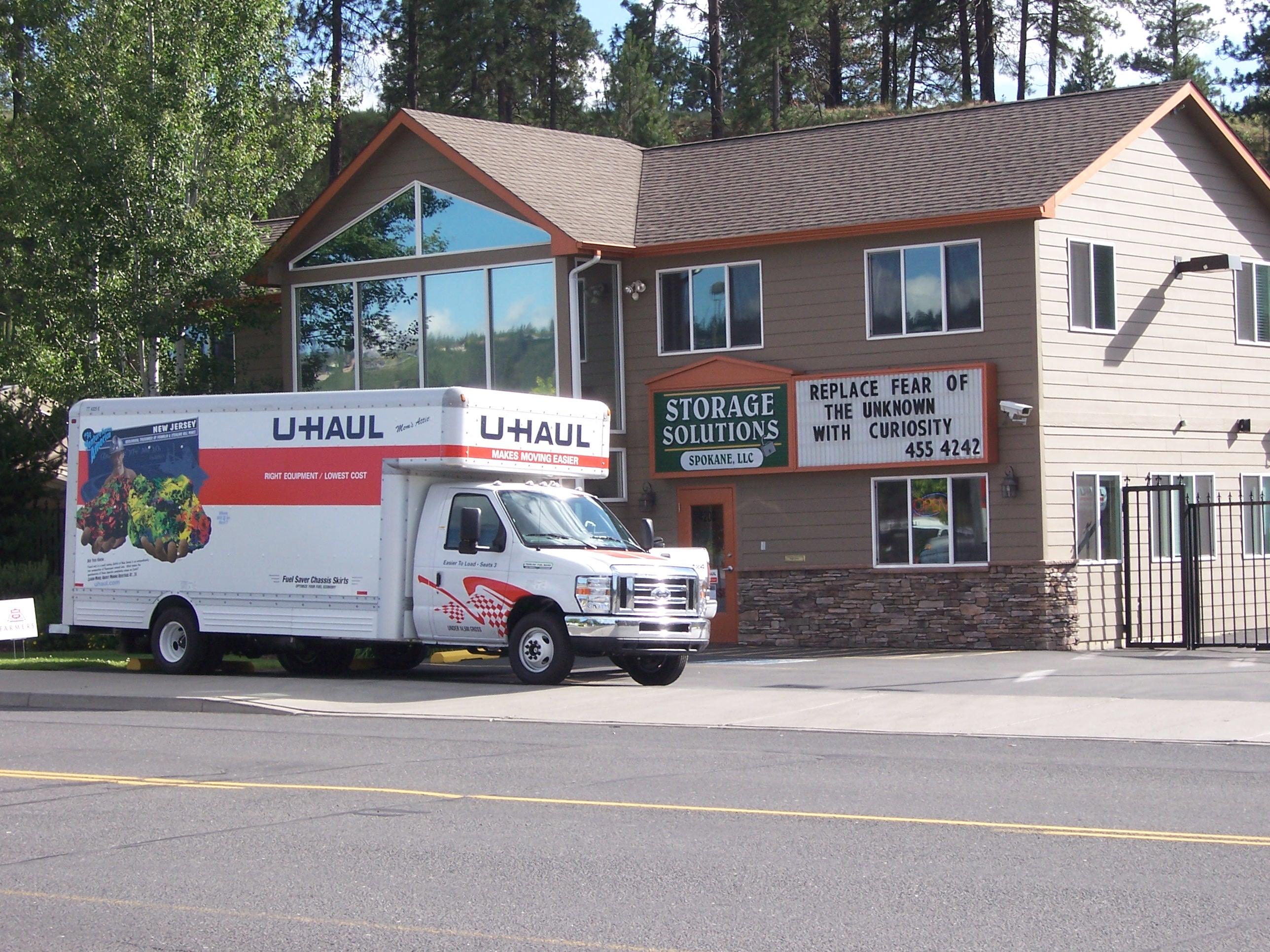 Merveilleux Storage Solutions Spokane 4200 S Cheney Spokane Rd, Spokane, WA 99224    YP.com