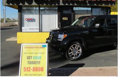Auto Cash Title Loans - Tucson, AZ