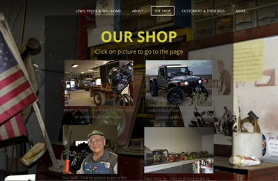Lewis Auto & Small Engine Service DBA Lewis Truck & 4X4 - Roswell, NM