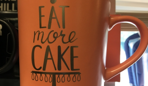 Andres' Day Spa & Gifts - Henrico, VA. Eat more cake mugs