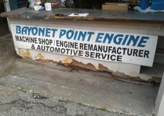 Bayonet Point Engine - Hudson, FL. Buyer Beware