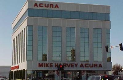 Mike Harvey Acura - Burlingame, CA