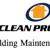 Cleanpro Building Maintenance