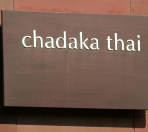 Chadaka Thai - Burbank, CA