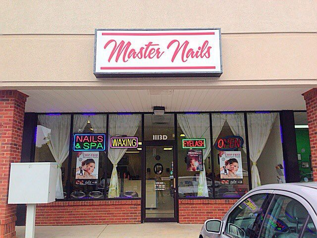Master Nails 1113d Perry Hill Rd Montgomery Al 36109
