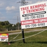 Reasonable Tree Experts - Crest Hill, IL. Signage