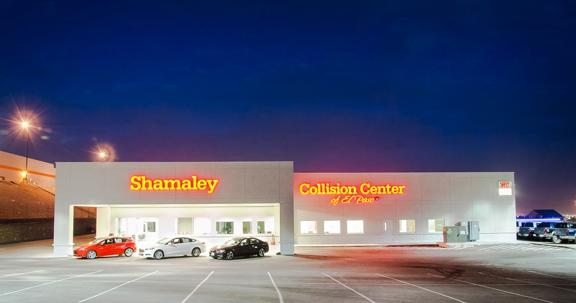 Shamaley Collision Center of El Paso - El Paso, TX