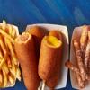 Hot Dog on a Stick