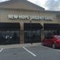 New Hope Urgent Care - Dallas, GA. Lot view