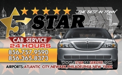 5 Star Cab Services