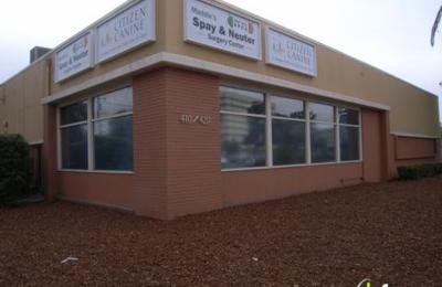 Oakland Spca Spay & Neuter Surgery Center - Oakland, CA