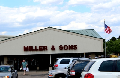 Miller & Sons Supermarket - Verona, WI