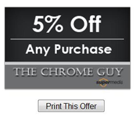 The Chrome Guy - Glendale, AZ