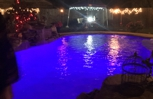 Love our pool.