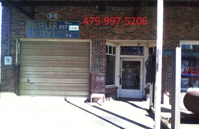 B & B Muffler City - Mulberry, AR