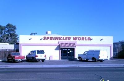 Sprinkler World 2114 E Indian School Rd