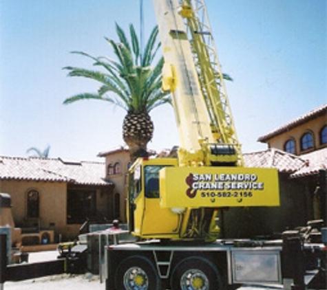 San Leandro Crane Service - Castro Valley, CA