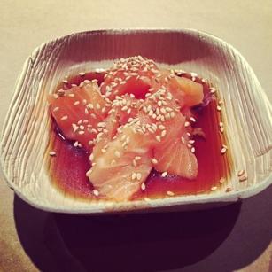 Kazu Nori sushi