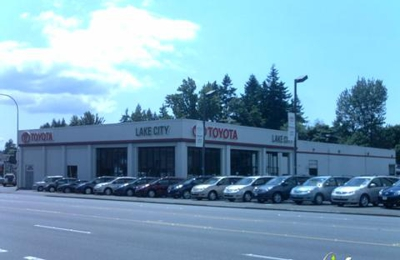 Photos (1). Toyota Of Lake City ...