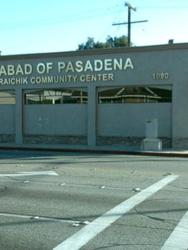 Chabad Of Pasadena