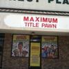 Maximum Title Pawn