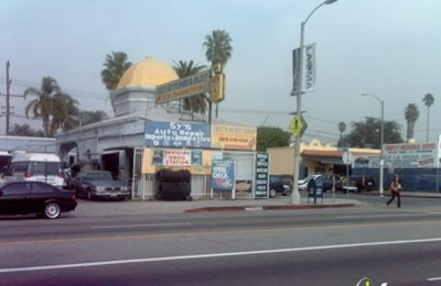 Fountain Body & Repair - Los Angeles, CA
