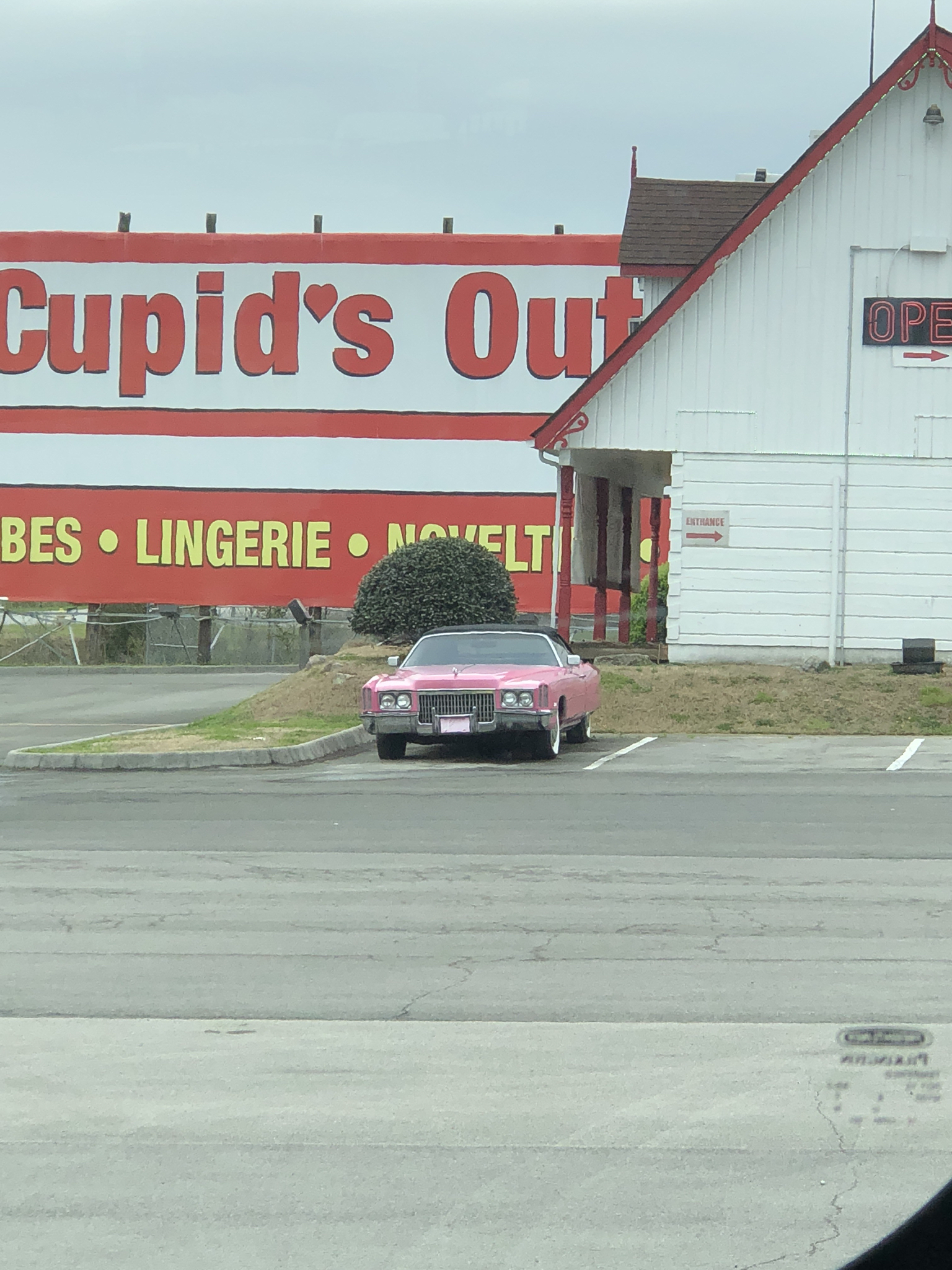 Cupids outlet knoxville tn