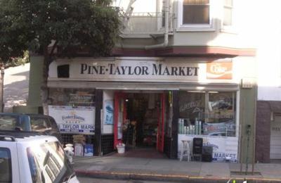Dair's Pine-Taylor Mkt - San Francisco, CA