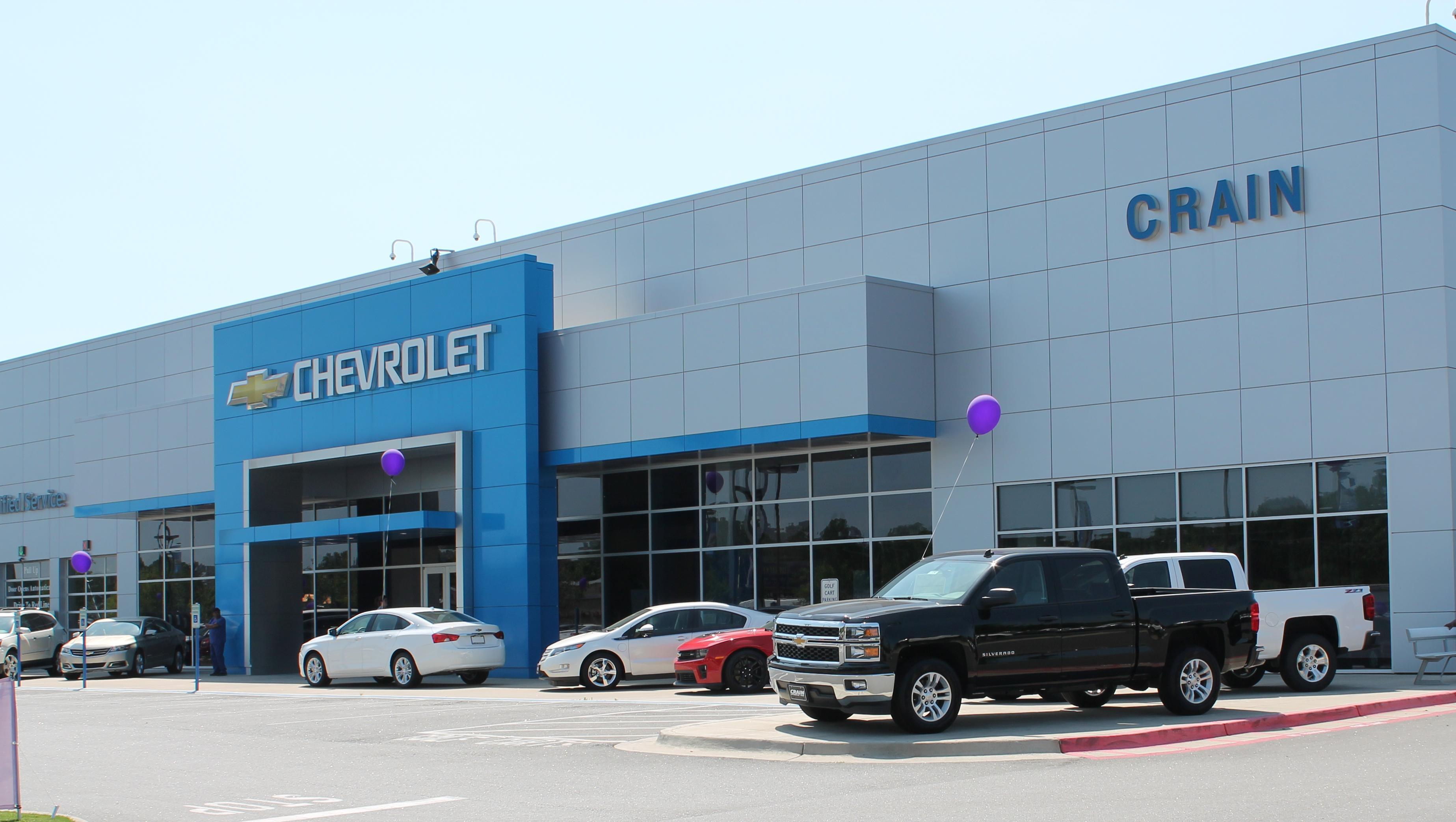 Crain Chevrolet 9911 Interstate 30 Little Rock AR YP