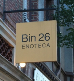 Bin 26 Enoteca - Boston, MA