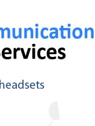 Hands-Free Communications