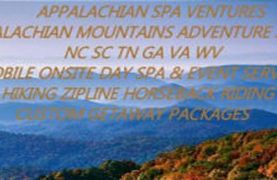 Appalachian Spa Ventures Mobile Massage & Beauty Day Spa