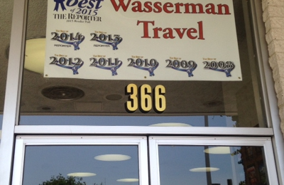 Wasserman Travel - Vacaville, CA