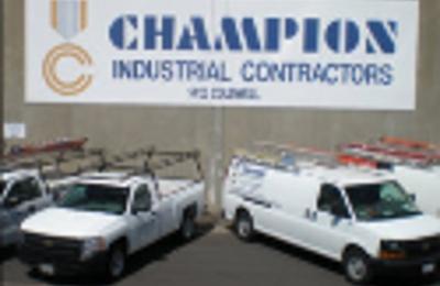 Champion Industrial Contractors - Modesto, CA