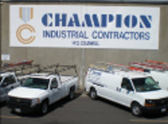 Champion Industrial Contractors - Modesto, CA