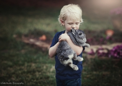 Michelle Studios Photography - Raleigh, NC. Children and Animal Portraits